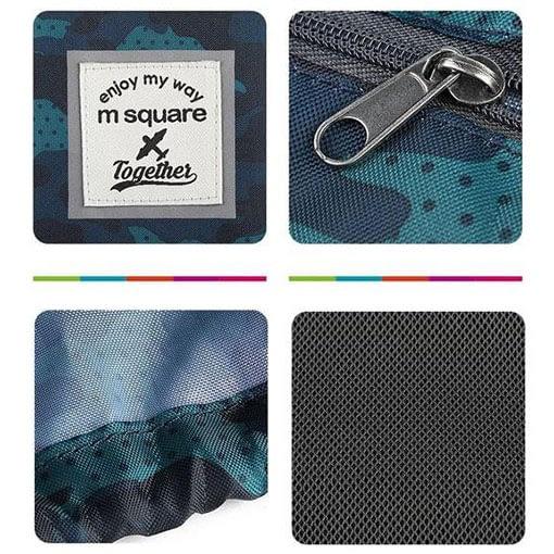 Фото детали изготовления набора дорожных сумочек. Товары для отдыха. Интернет-магазин В Отпуск