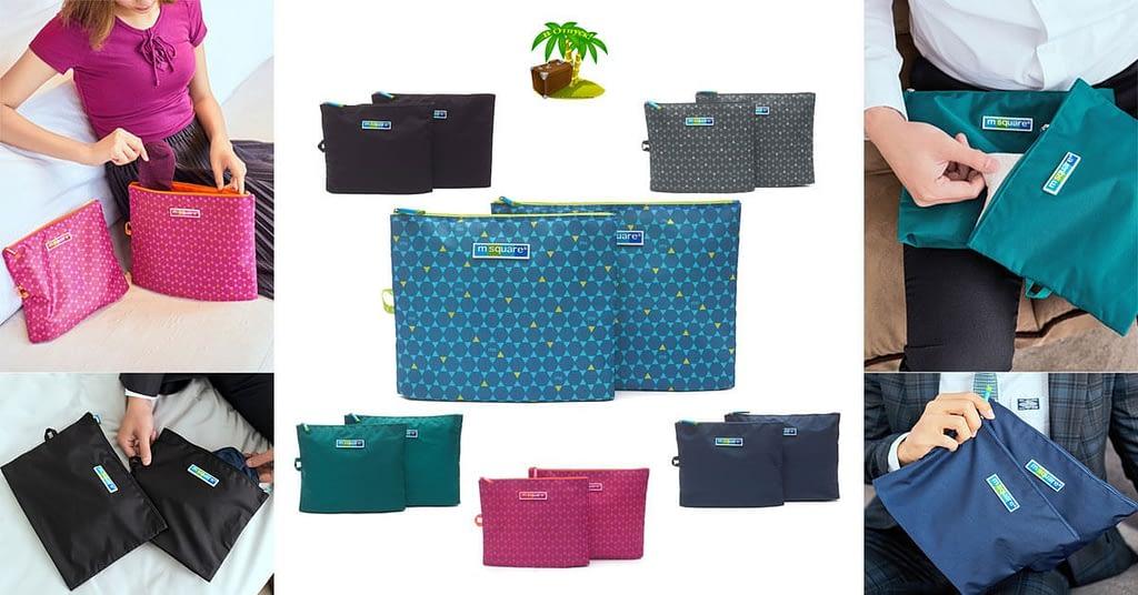 Фото для соцсетей мешочки для белья и одежды на молнии. Товары для отдыха. Интернет-магазин В Отпуск