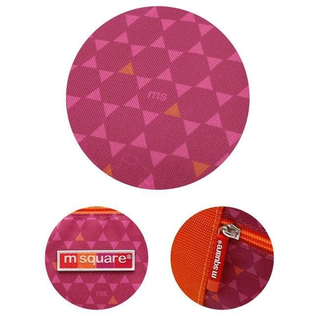 Фото ткань для розового чехла для обуви в ромбик. Товары для отдыха. Интернет-магазин В Отпуск
