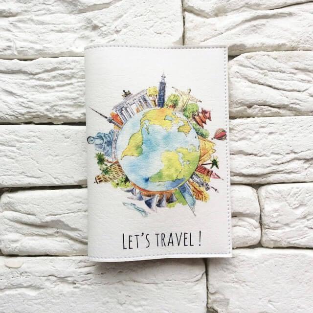 Фото анфас паспортная обложка Вокруг света. Коллекция обложек Путешествуй!