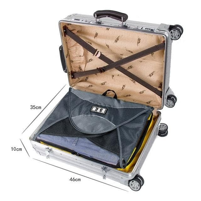 PO-04 Серый органайзер для рубашек, юбок и брюк. Фото размеры. Товары для отдыха. Интернет-магазин В Отпуск