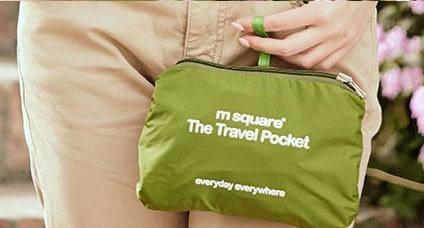 Фото зеленая водонепроницаемая сумка-рюкзак для путешествий и спорта в чехле. Товары для отдыха. Интернет-магазин В Отпуск