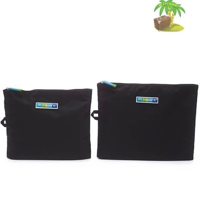 Главное фото мешочки для белья и мелочей на молнии черные. Товары для отдыха. Интернет-магазин В Отпуск