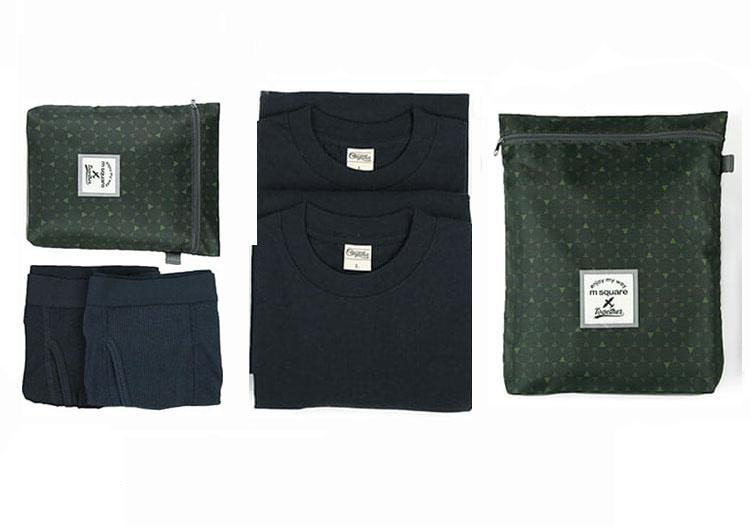 Фото карманы для одежды - элемент набора дорожных сумочек. Товары для отдыха. Интернет-магазин В Отпуск