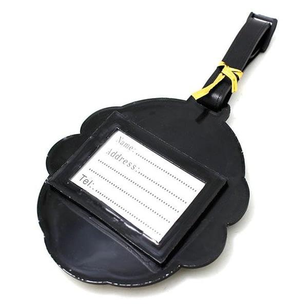 """ВВ-35 Бирка для багажа Супермарио фото сзади товары для путешественников интернет-магазин """"В Отпуск"""" от SeredinaLeta"""