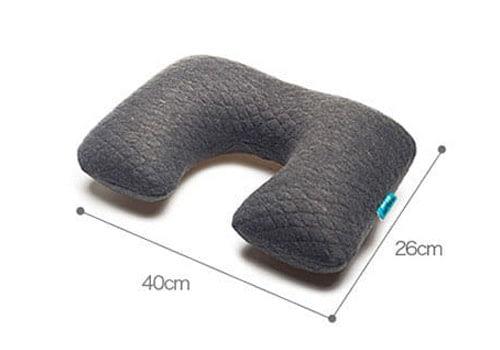 MS-061- Фото 1 размеров модели Надувная подушка серая