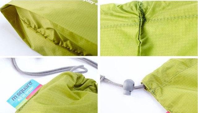 Набор водонепроницаемых мешочков для белья фото детали качества 2. Товары для отдыха. Интернет-магазин В Отпуск