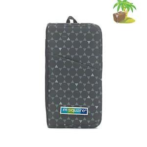 Главное фото паспортный органайзер в ромбик серый. Товары для отдыха. Интернет-магазин В Отпуск