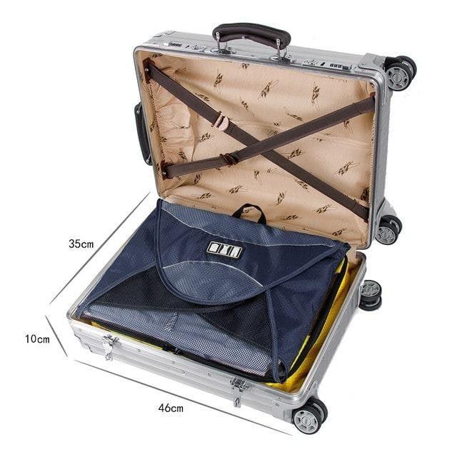 PO-02 Синий органайзер для рубашек, юбок и брюк. Фото размеры. Товары для отдыха. Интернет-магазин В Отпуск